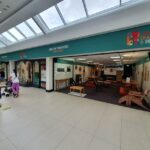 Photo of exhibition shopfront